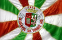 Flag of Acadêmicos do Grande Rio Samba School