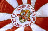 Flag of Unidos do Porto da Pedra Samba School