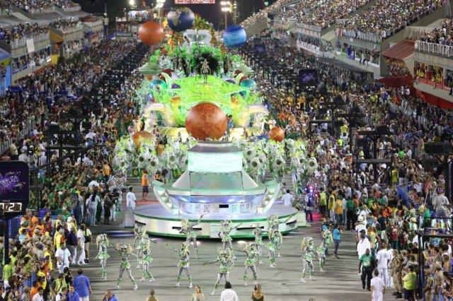 Learn All About The Famous And Not So Glamorous Samba Schools